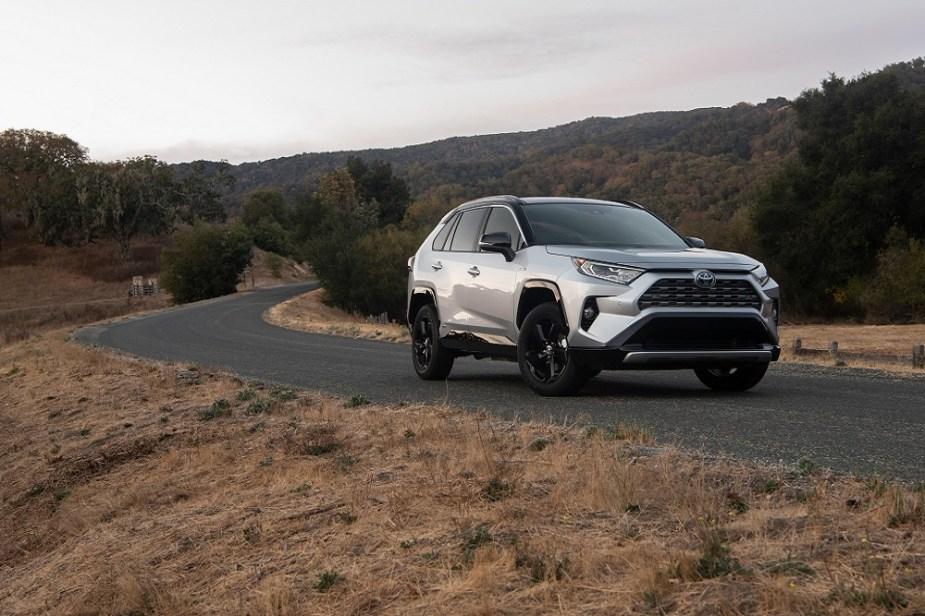 2019 Toyota RAV4 Debuts