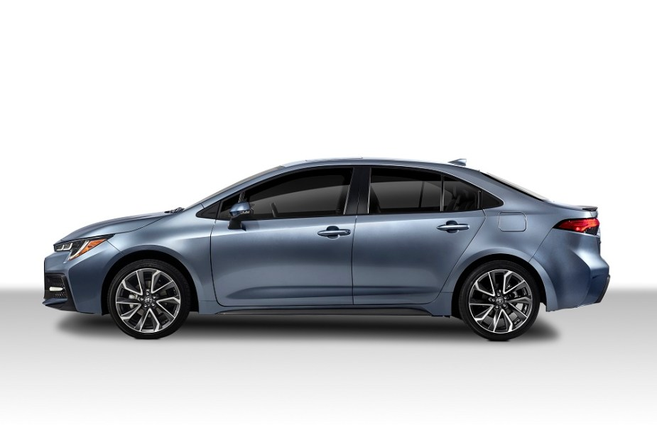 2020 Toyota Corolla Announcement Interior Exterior Tech Colors Availability News