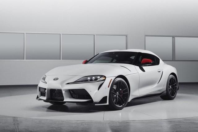 2020 Toyota Supra Launch Edition