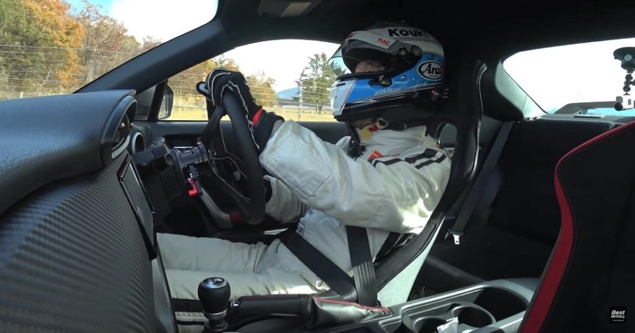 MF Ghost Concept Toyota 86 Track Test