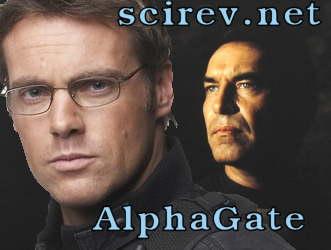 AlphaGate #1-BREAKAWAY - SciRev Net