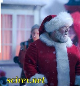 Photo from the Doctor Who 2014 Christmas Special