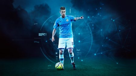 Unique Kevin De Bruyne Needs No Comparisons - SciSports