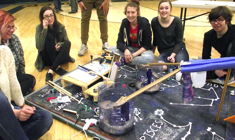 STEM Challenge Grant Project Update – 2017 Northwest Technical Center Tech and Engineering Day