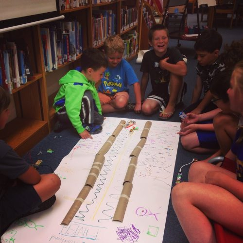 Challenge Grant Update – MVU and Swanton Maker Camps