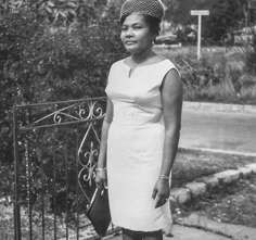 Almira, the Jamaican-Chinese daughter of Chong Quee, who migrated to the island from Shenzhen, pictured in the 1960s. She is the grandmother of the author. Photo: Hugh family collection