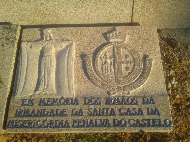 Lápide Cemitério