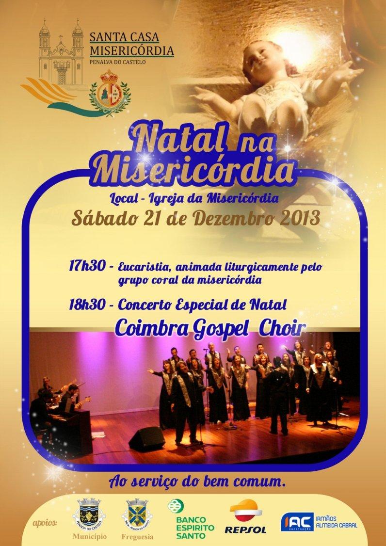 Natal na Misericórdia 2013