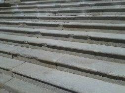 Recuperação da Escadaria Principal da Igreja 5