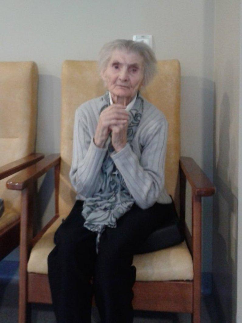 Utente do Lar comemorou 106 anos