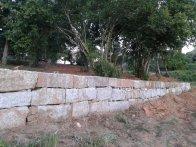 Muro no Centro de Noite Santa Joana Princesa 8