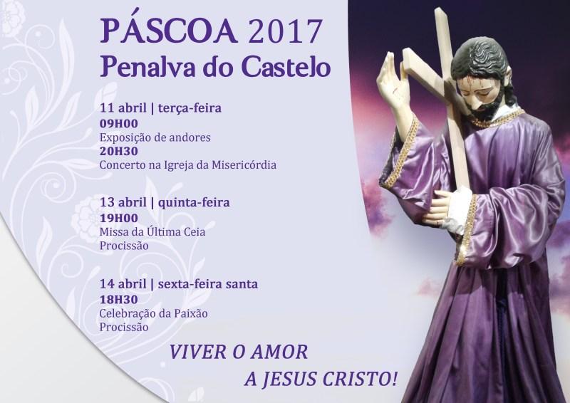 Cartaz Páscoa 2017