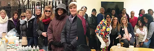 Elizabeth Seton Women's Center Groups