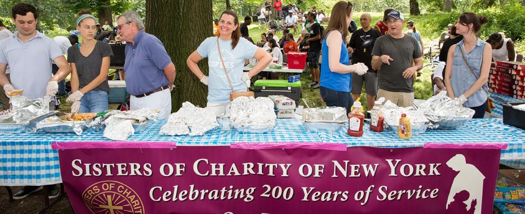 2017 Annual LEFSA Picnic in Central Park