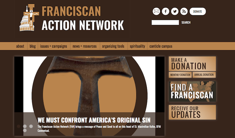Franciscan Network