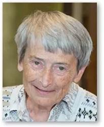 In Memoriam: Sister Bernadette Del Frate, SC