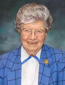 In Memoriam: Sister Marietta Joseph Mackin, SC