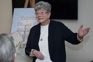 Vision Exhibit Sr. Jane