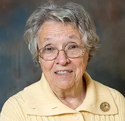 Getting to Know You: Sister Mary Adele Henze, SC