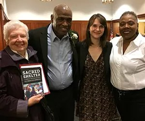 Fordham University Hosts Sacred Shelter Launch Party