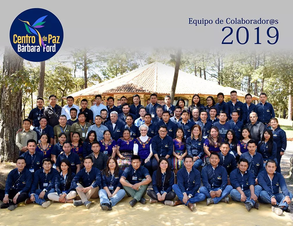 The Barbara Ford Peacebuilding Center Team