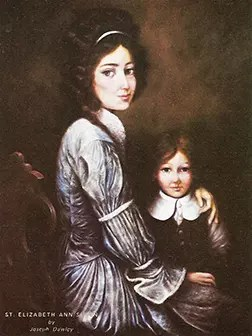 Elizabeth Seton, Mother