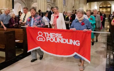 New York Foundling Kicks Off Celebrations For 150 Years of Nurturing