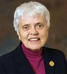 Sister Sheila Brosnan, Regional Coordinator