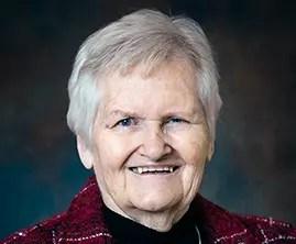 In Memoriam: Sister Ann Rose Connell , SC