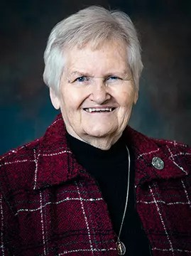 Sister Ann Rose Connell