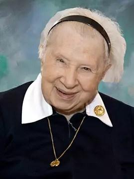 Sister Elizabeth Carmela Engelhardt
