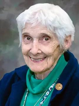 Sister Helen Fleming, SC