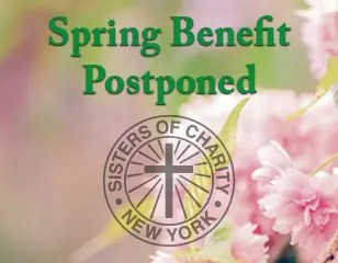 Spring Benefit Postponed