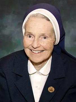 Sister Marguerite McGilly, SC