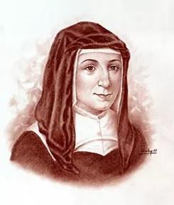 St. Louise de Marillac, by Iandry Randriamandroso