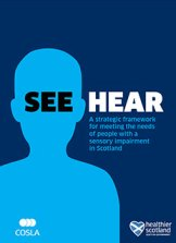 See Hear Report Cover
