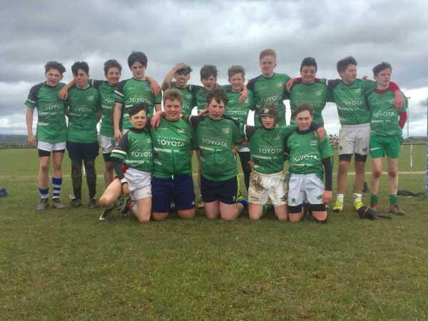 U14 Rugby Blitz