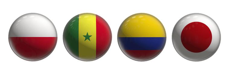 Mondiali 2018 - Pronostico Girone H