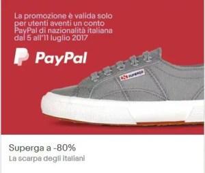Ebay scarpe Superga