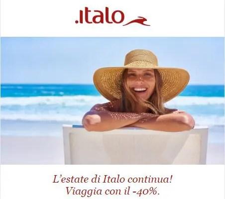 Viaggia con Italo