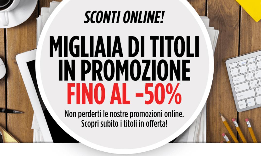 offerte online feltrinelli
