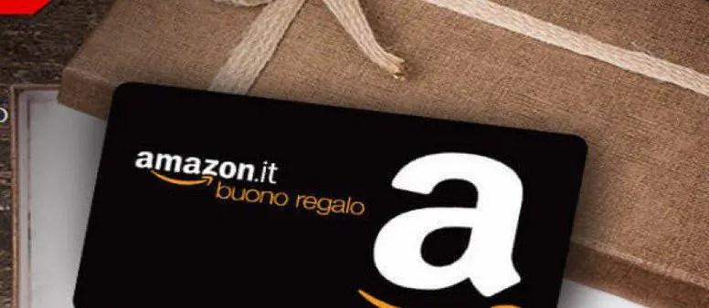 cb8273b828 Acquista 50€ di buono regalo Amazon e ricevi 5€ di buono sconto — Sconti A  Nastro