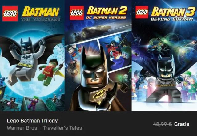 Batman Arkman Collection
