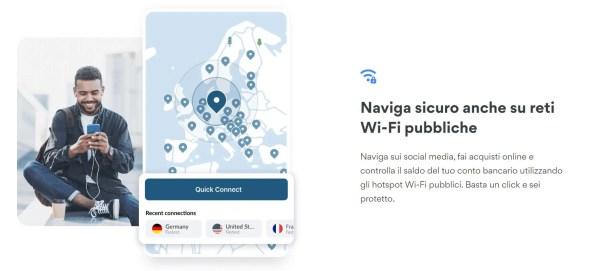 La sicurezza della VPN