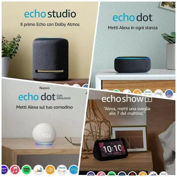 Gli Amazon Echo più acquistati nel 2020: Trova il dispositivo adatto a te