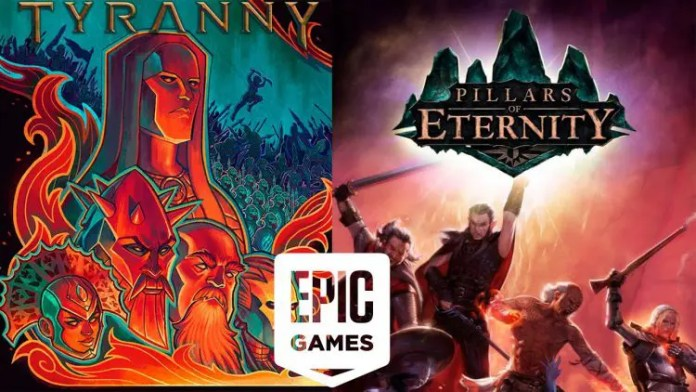 Epic Games: Pillars of Eternity e Tyranny GRATIS per PC