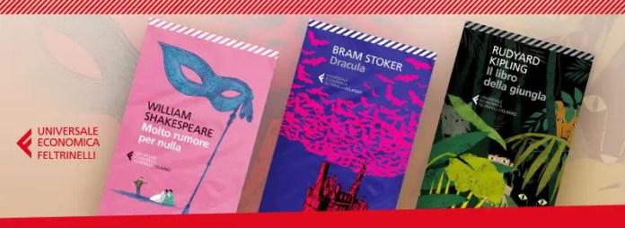 In regalo con iBS la Coperta del Lettore acquistando 2 libri tascabili Feltrinelli