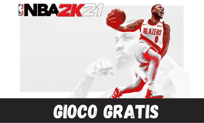 NBA 2K21 GRATIS su Epic Games Store sino al 27 maggio