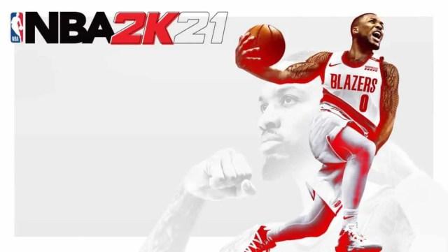 NBA 2K21 Immagina dall'Epic Games Store