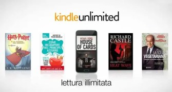 Best seller inclusi in Kindle Unlimited
